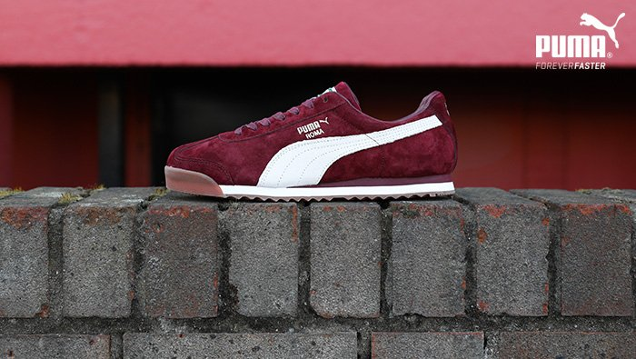 Straight from the @PUMA archives, meet the new #PUMARoma trainer; https://t.co/sgNQr5dHPC #PumaTerrace https://t.co/rzF9RLCUI8