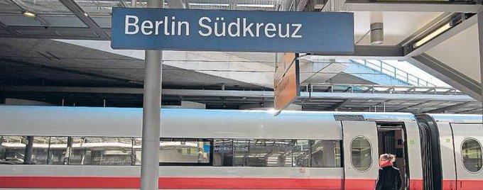 Die @DB_Bahn testet am Bahnhof Südkreuz intelligente Kameras mit Gesichtserkennung. https://t.co/LdYbomOX2d