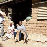 Familias afectadas por sequía reciben apoyo