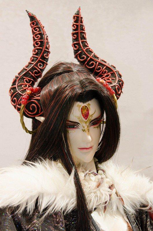 2月19日のWFの写真 Thunderbolt Fantasy 東離劍遊紀 刑亥(ケイガイ)様ヽ(=´▽`=)ノ #サン
