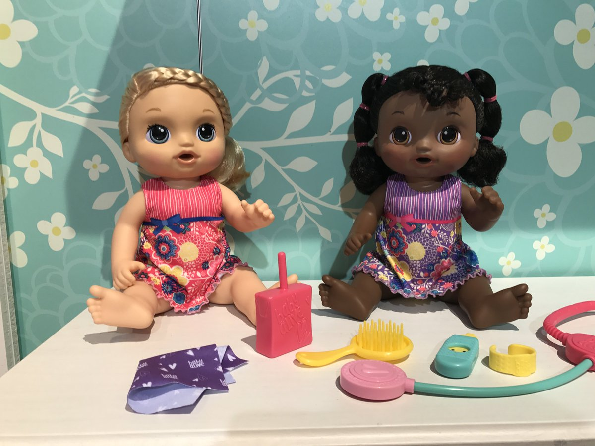 baby alive sweet tears instructions