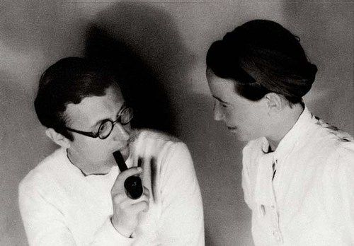 '... turning abruptly from friendship to love.' Sartre's magnificent love letter to Simone de Beauvoir  https://t.co/lhfh0bxBP3