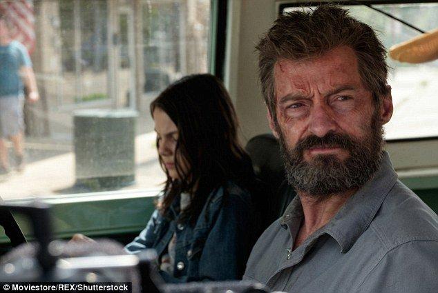 Hugh Jackman says wife Deborra-Lee Furness is a fan of his 'salt and pepper look' for new film Logan https://t.co/grM90G8B7V