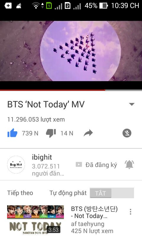 #NotToday: Not Today