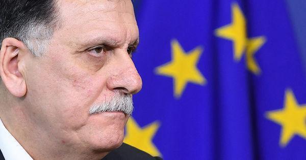 Le premier ministre libyen sort indemne de l'attaque de son convoi https://t.co/banCQmUT1f