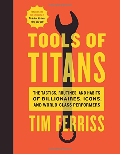 US #Book No.6 Tools of Titans: The Tactics Routines and Habits o... / #TimothyFerriss https://t.co/0vxfnWXC5j https://t.co/STAMnVCFrb