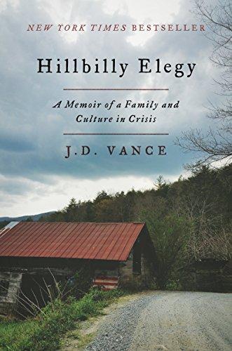 US #Book No.2 Hillbilly Elegy: A Memoir of a Family and Culture ... / #J.D.Vance https://t.co/fVdOIWaIvk https://t.co/tC6jbpAZwz