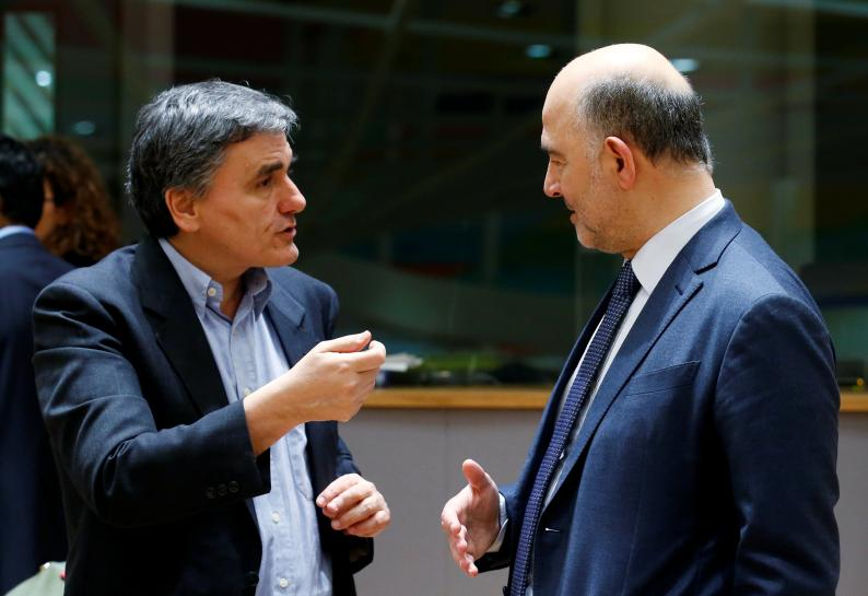Euro zone mulls IMF involvement in Greece, mission to unblock new loans