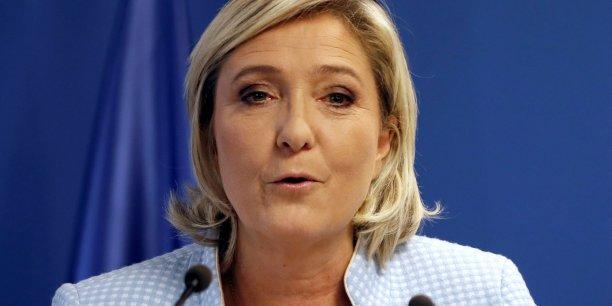 Le 'risque Le Pen' fait flamber le rendement de la dette française https://t.co/2wQIbeso6U par @DelphineCuny