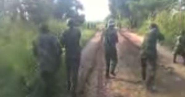 Massacre filmé au Kasaï, dans le centre de la RDC https://t.co/fImyUJJWEi