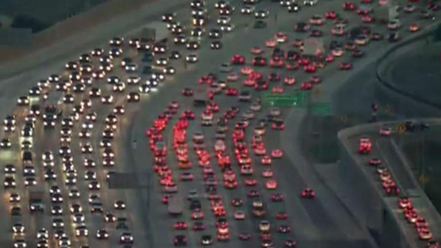 Traffic study ranks Los Angeles as world's most clogged city  https://t.co/UANJgjOr7D