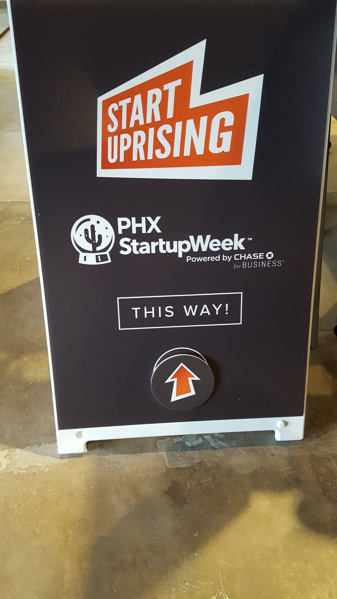 Phoenix Startup Week 2017