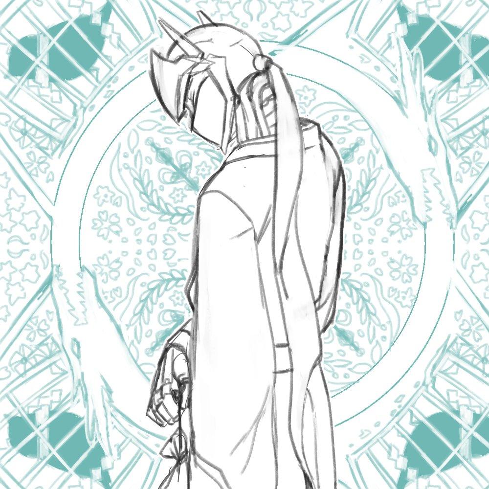 타마유라 들으면서 그렸는데 뭔가 이상한게 나옴;;たまゆら聞きながら描いたけどなんか変なのが出たな…