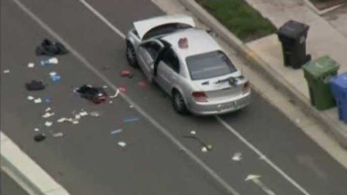 Officer responding to car crash in California is shot dead; 2nd officer wounded  https://t.co/ywImOVJCqn #FOXNewsUS
