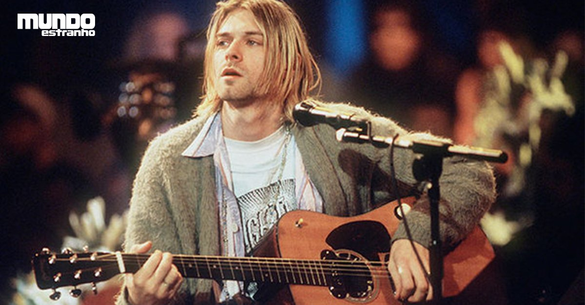 Teoria da Conspiração: Kurt Cobain foi assassinado? https://t.co/ooNh4ZoEnQ
