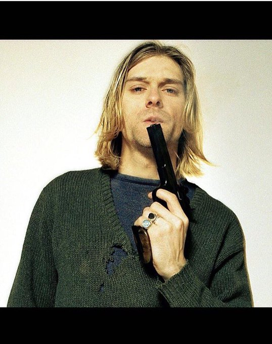 Happy birthday Kurt Cobain, saying you were iconic would be an understatement. You are sorely missed.