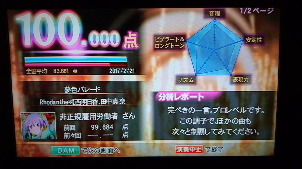 精密採点DX 700曲目!!!きんモザはいいぞ!!!!!(2回目)