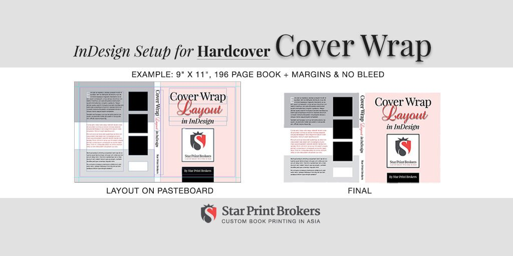 Book Cover Design Indesign Tutorial : Indesign book templates — free instant download