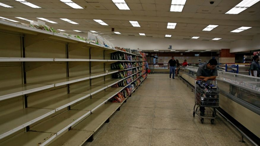 Study: Venezuelans lost 19 lbs. on average over past year due to lack of food  https://t.co/wFnceIVgi0 #FOXNewsWorld