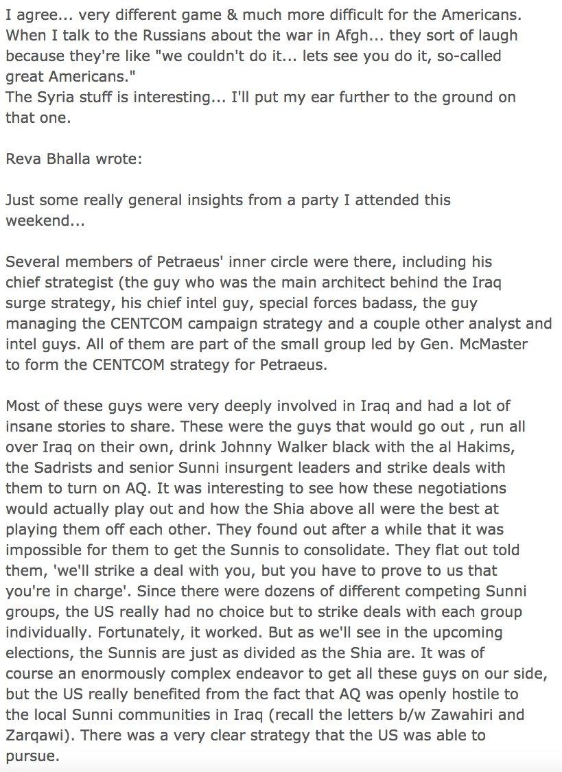 Trump has named Gen H. R. McMaster National Security Advisor: Inside the Petraeus-McMaster inner circle (2009) https://t.co/MjfrHB2hsi