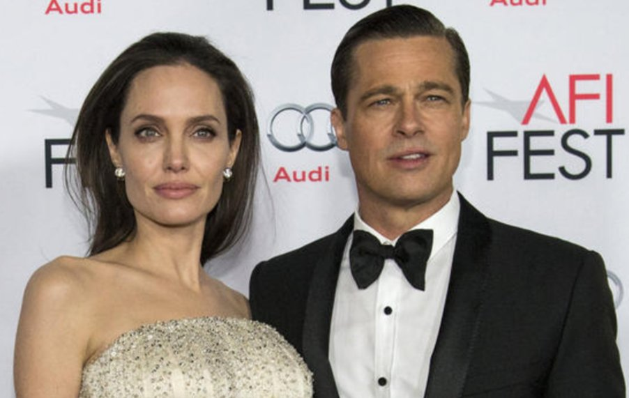 Angelina Jolie opens up publicly for the first time about 'difficult' split from Brad Pitt https://t.co/31g8TycEgX
