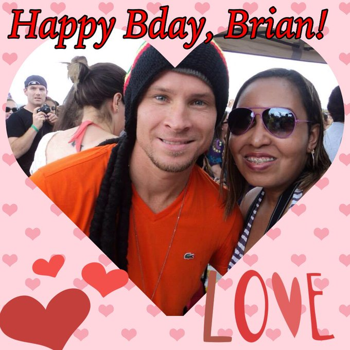 Happy bday Bee!!! Wish you all the best to The funniest BSB!!! Kisses from Brazil
