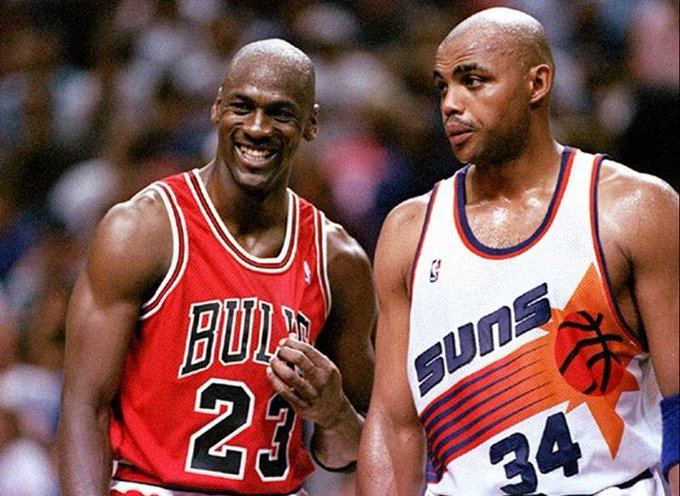Happy 54th birthday this week to Michael Jordan and Charles Barkley. Next month, I will join them.