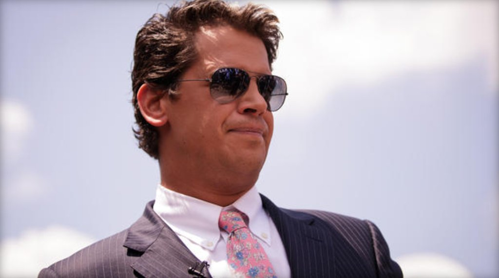 Right-wing provocateur Milo Yiannopoulos' book publication has been cancelled: https://t.co/pGp9eYOJSk