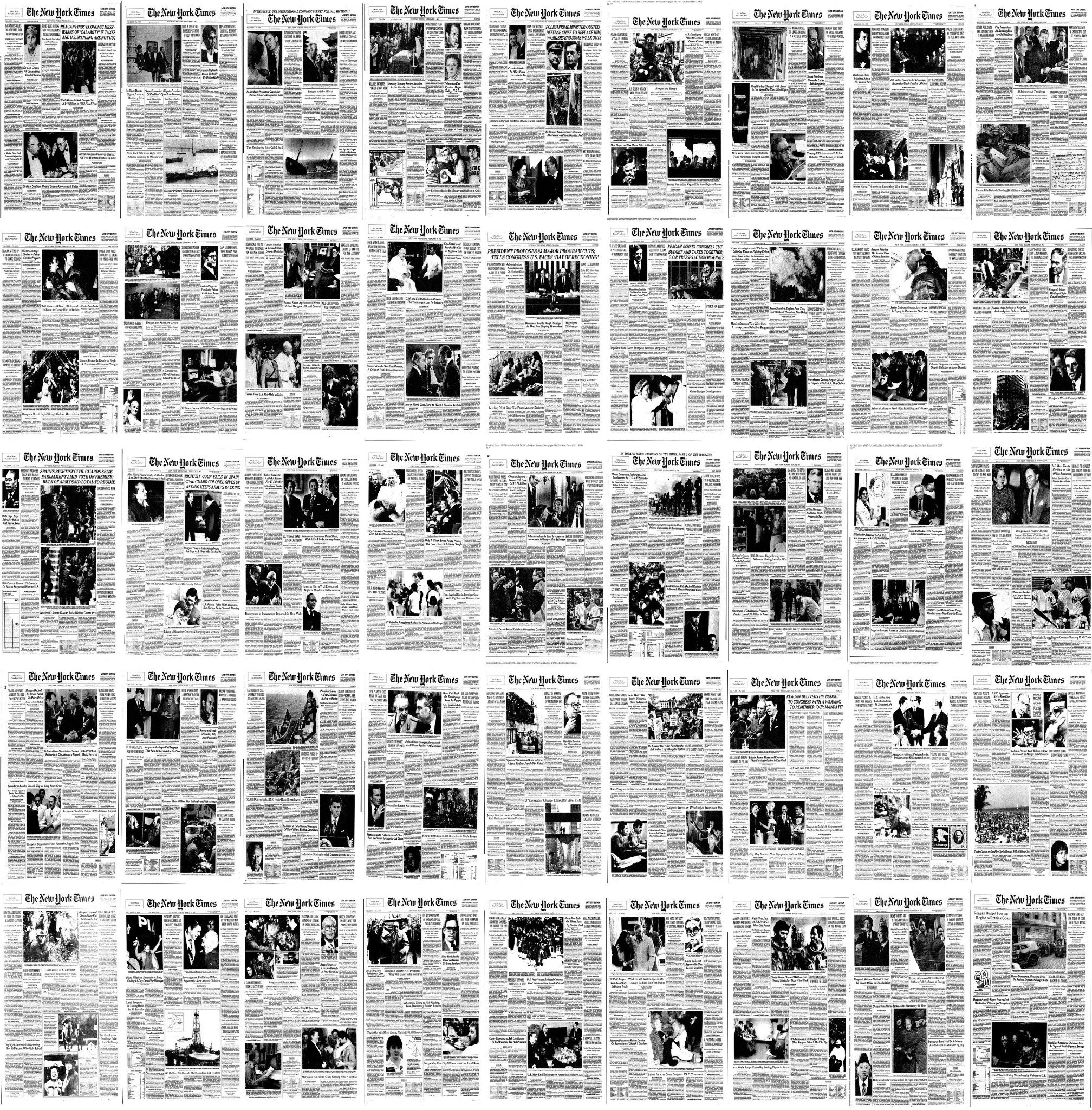 Every NYT front page since 1852 https://t.co/ODtqJe18u8