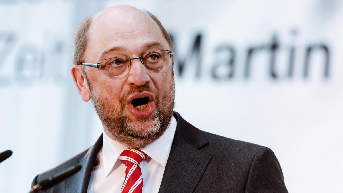 RT @welt: Warum Schulz' rückwärtsgewandte Politik Deutschland schaden wird https://t.co/GZ56mH0TUG https://t.co/LhGYLXzMuh