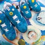 【リーク】 ドラえもん × リーボック クラシック インスタポンプ フューリー⇒#sneakerwars #スニーカー