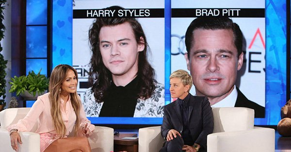 Forget Drake, Jennifer Lopez is crushing on Harry Styles.