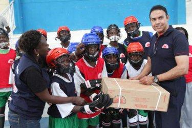 FLOOR HOCKEY PREPS: Kenya to defend world title in Austria