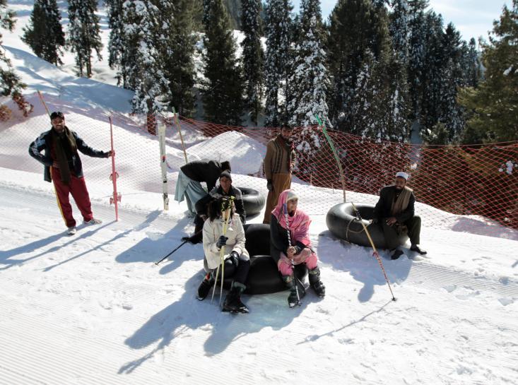 Ski resort razed by the Taliban lifts Pakistan's domestic tourism