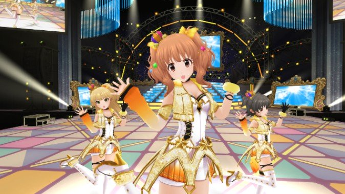 発売が楽しみですね!【デレVR】ライトもコールも楽しみな追加DLC第4弾「Orange Sapphire」が3月9日に配