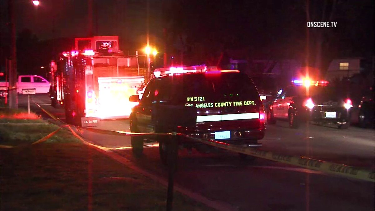 POMONA UPDATE Victim in fatal shooting was a boy between ages 6 and 8, authorities confirm
