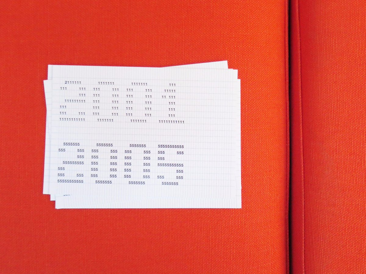 #APC ポストカード 5年手帳 / 2001-2005 デザイン: #MMParis https://t.co/cEQ35O4Pir