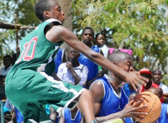 Schools basketball game called off due to tension