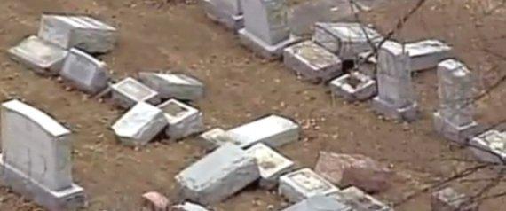 미국에 다시 반유대주의가 넘실댄다. 유대인 묘지가 훼손당하고 유대인 센터에는 폭탄 위협이 발생했다 https://t.co/cHyxRD3hqF