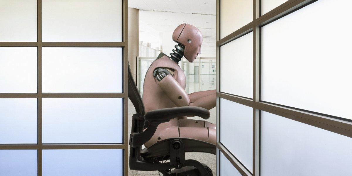 빌 게이츠가 로봇에 세금을 매기자고 하는 이유 https://t.co/nR7OFp5Uqa