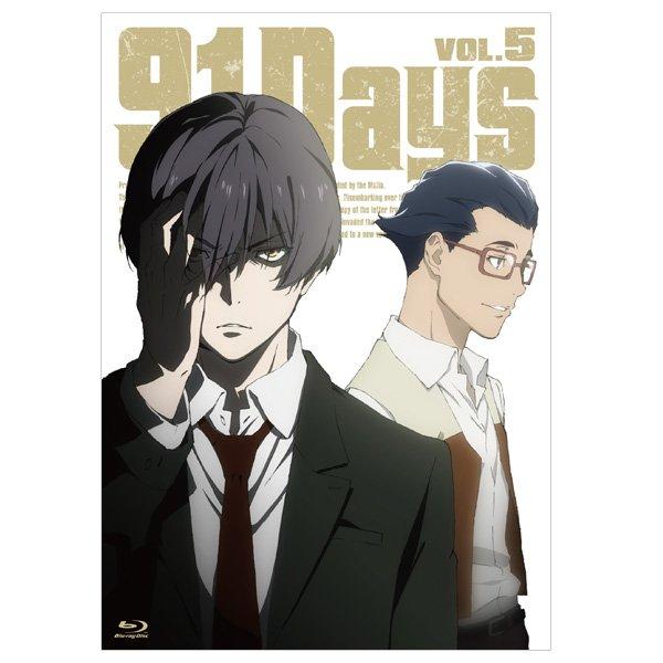 本日出荷のお知らせ📦お待たせしました!91Days 【Froovieオリジナル特典付き】Blu-ray,DVD Vol.