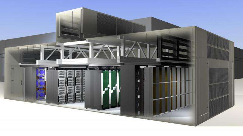 NASA saves energy and water with new modular supercomputing facility         ... https://t.co/y5ld3YT5Ow. https://t.co/qmK2kYR0A2