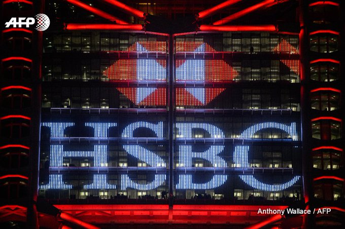 Banking giant HSBC unveils 82 percent fall in net profit for 2016, citing rising protectionism and Brexit fears https://t.co/tpaHRHMzfF