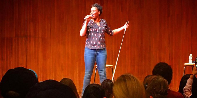 Leslie Jones was all over town during her weekend visit to Boston https://t.co/2JWPIewXrQ