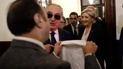 Marine Le Pen cancelled meeting with Lebanese Grand Mufti after asked to wear headscarf https://t.co/UKoKmNNH8b https://t.co/xcjkhfZZVj