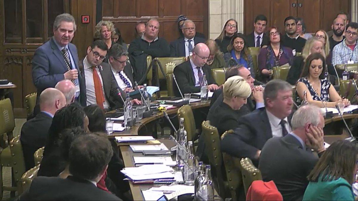 British Parliament members break into heated debate over Trump visit https://t.co/fhA8LYw4wK