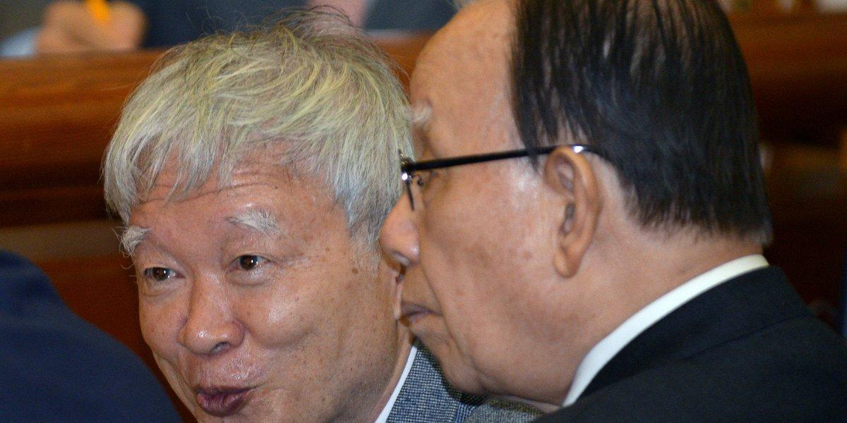 박 대통령의 대리인이 총사퇴하면 무슨 일이 벌어지나? https://t.co/DrP8vLfJRS