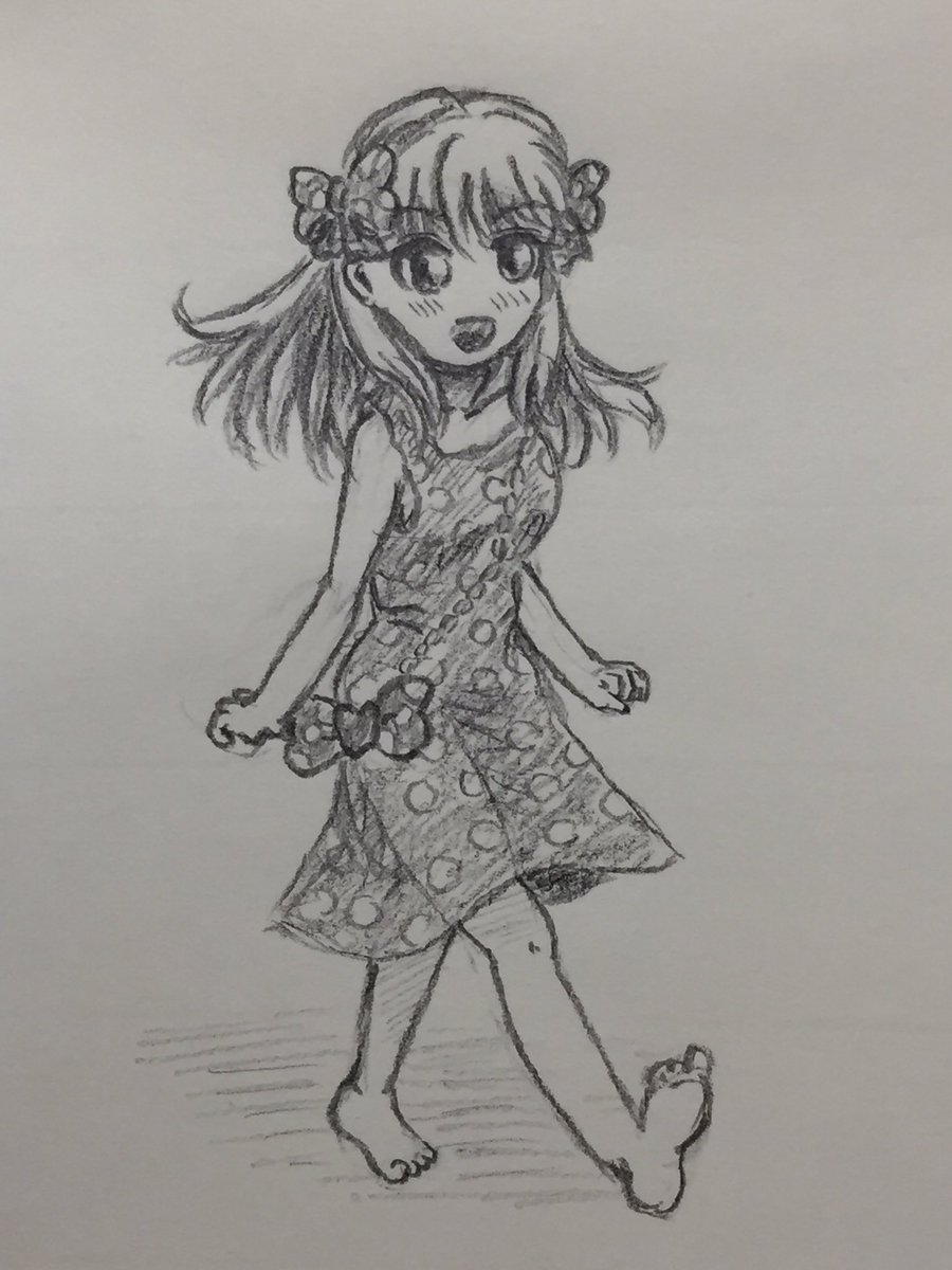 月刊少女野崎くんの佐倉千代(さくらちよ)。好きな人に一生懸命な女の子。リアクションが可愛い。赤面かわいい。