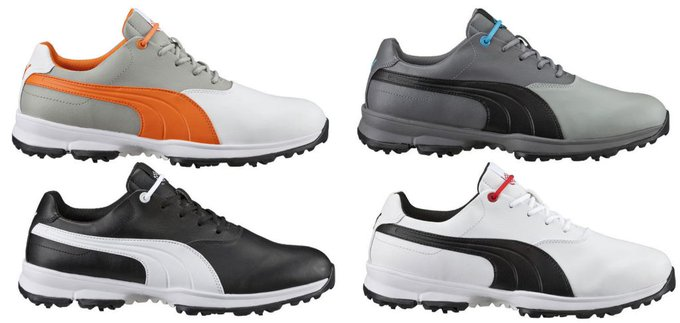 #fashion #free #shoes #style #win #giveaway #shopping Puma Ace Golf Shoes 188658 Mens Closeout Waterproof New