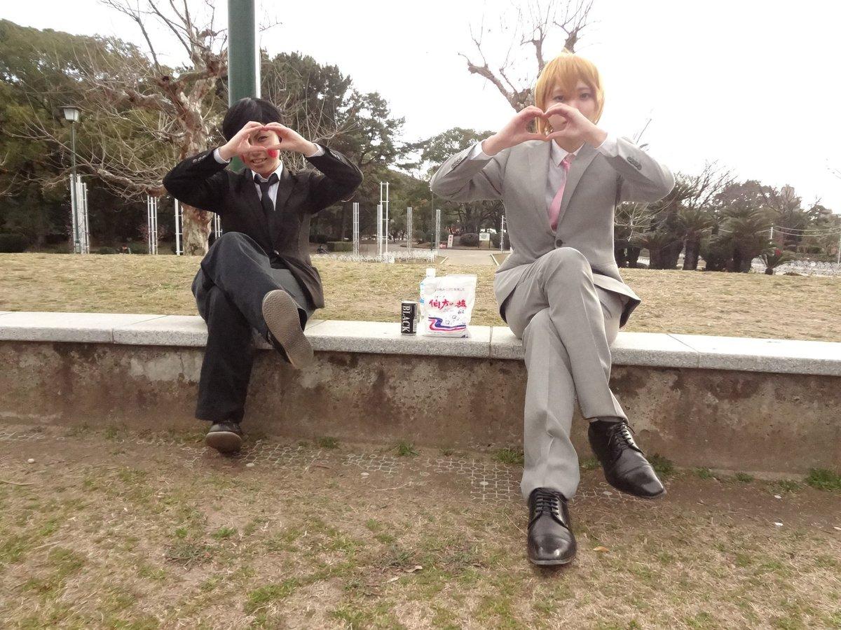 【モブサイコ100/コスプレ】らーぶ❤❤❤(オス声)可愛く撮って貰えたから載せとく😌れーげん→かい()